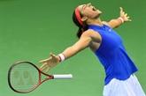 Fed Cup: Garcia, un retour en fanfare