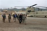 Le chef du Pentagone en Afghanistan pour sa première visite à l'étranger