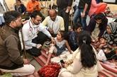 Inde: l'alcool frelaté fait une centaine de morts en un weekend