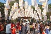 Hanoï attire 515.000 visiteurs pendant le Têt du Cochon