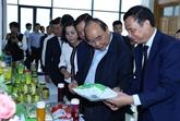 Le Premier ministre appelle à appliquer davantage de technologies modernes dans l'agriculture
