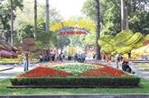 Un million de visiteurs à la Fête des fleurs du printemps