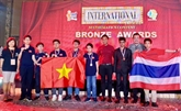 Concours de mathématiques: des Hanoïens remportent des médailles d'or