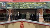 La Thaïlande et les États-Unis lancent l'exercice militaire Cobra Gold