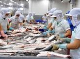 Bond des exportations des produits aquatiques en janvier