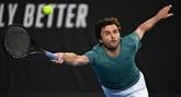 Tennis: Monfils passe, Simon cède au 1er tour à Rotterdam