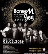 Les groupes Boney M et Joy se produiront à Hanoï en mars prochain