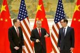 Reprise à Pékin des négociations commerciales Chine - USA