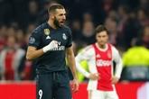 C1: Benzema et la VAR coulent l'Ajax