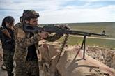 Syrie: l'EI désormais acculé sur un peu plus d'un kilomètre carré