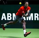 ATP: Monfils en quarts à Rotterdam, Tsonga enchaîne