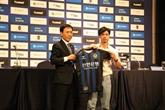 L'attaquant vietnamien Công Phuong recruté par le club sud-coréen Incheon United