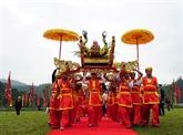 Quang Ninh: ouverture de la fête du printemps de Yên Tu 2019
