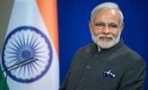 Le Premier ministre indien Modi effectuera une visite en République de Corée