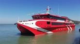 Mise en service du navire à grande vitesse Côn Dao Express 36