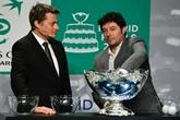 Coupe Davis: la France avec la Serbie de Djokovic et le Japon de Nishikori