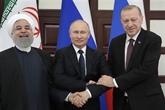 La Russie, la Turquie et l'Iran s'engagent à aider la Syrie à réaliser des réformes constitutionnelles