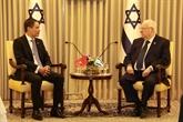 L'ambassadeur vietnamien présente ses lettres de créance au président d'Israël