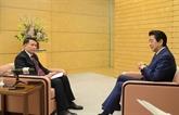 Une délégation de VNA en visite de travail au Japon