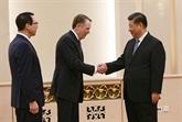 Guerre commerciale Chine - USA: des progrès mais la date butoir menace toujours