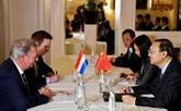 La Chine et le Luxembourg s'engagent à approfondir leur coopération pratique