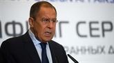 Lavrov affirme quil ny aura pas de stabilité régionale sans la Russie