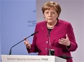 La chancelière allemande préconise la coopération et le multilatéralisme à Munich