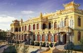 Mise en œuvre de la restauration du palais Kiên Trung à Huê