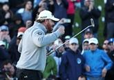PGA: Holmes sort vainqueur du marathon du Genesis Open
