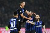 Serie A: l'Inter rebondit, la Lazio chute