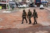 Quatre militaires indiens tués dans une fusillade au Cachemire