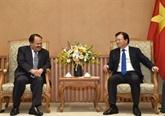 Le Vietnam et le Laos intensifient leur partenariat dans le développement énergétique