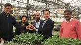 Vietnam - Inde: riches potentiels de coopération dans l'agriculture