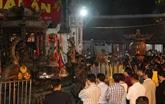 Nam Dinh: fête de l'ouverture des sceaux du temple des rois Trân