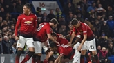 Coupe d'Angleterre: Manchester United se reprend et assomme Chelsea