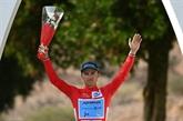 Tour d'Oman: Lutsenko fait coup double et passe en rouge
