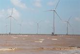 Quang Tri: plus de 225 millions de dollars à investir dans des projets éoliens
