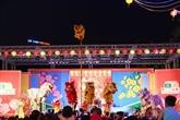 De nombreuses activités pendant le Têt Nguyên Tiêu à Hô Chi Minh-Ville