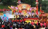 La fête printanière du temple Thuong 2019 à Lào Cai