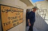 Sauver la tombe de Toutankhamon du tourisme de masse, un défi pour la science
