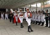 Cérémonie funéraire de Nguyên Duc Binh à Hanoï