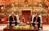 Hanoï et Moscou renforcent leur coopération contre la corruption
