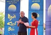 La Journée de la poésie vietnamienne célébrée à Bac Giang