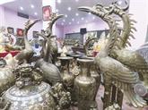 La trempe des fondeurs de bronze de Tông Xa