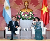 Le Vietnam veut booster son partenariat stratégique avec l'Argentine