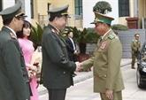 Vietnam - Laos: Les ministères de la Police renforcent leurs liens