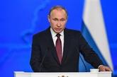 Poutine: la Russie prendra des mesures face au déploiement des missiles par les États-Unis