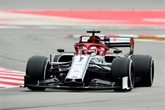 F1: Williams de retour aux affaires aux essais hivernaux