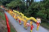 Fête printanière de Côn Son - Kiêp Bac à Hai Duong