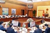 Ouverture de la 31e réunion du Comité permanent de l'Assemblée nationale